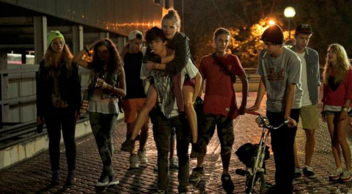 Fotograma de la película 'Obietnica', de la directora polaca Anna Kazejak. Cinema Jove.