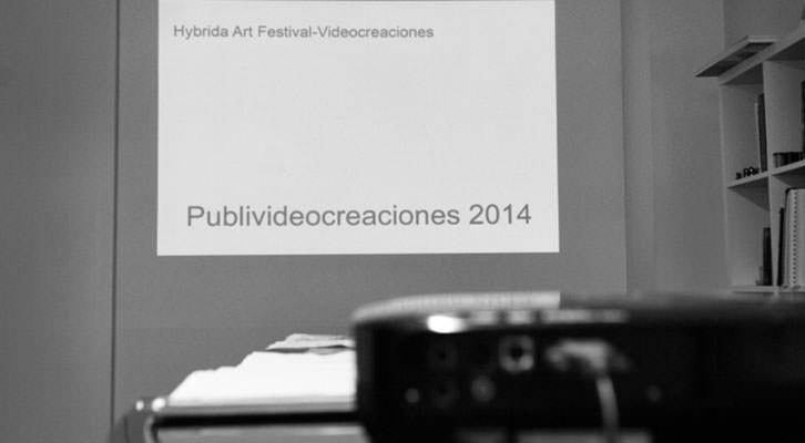 Publivideocreaciones 2014. Imagen cortesía de Galería Fotográfica Óscar Vázquez Chambó.