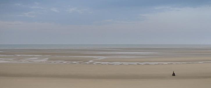 """Un momento de """"La mujer invisible"""" (Ralph Fiennes, 2013)."""