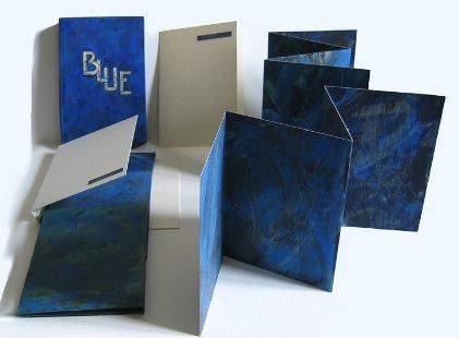 """Blue"", José Emilio Antón"