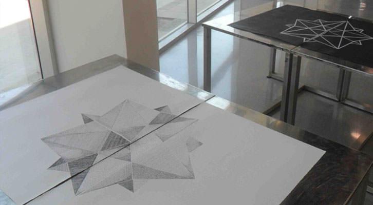 Dibujos de Alba Rodríguez, segunda Mención Especial del Jurado de DKV Fresh Art.