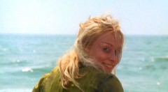 Josiane Tanzilli (Volpina) en un fotograma de 'Amarcord', de Federico Fellini. Nits al cinema al claustre de La Nau.