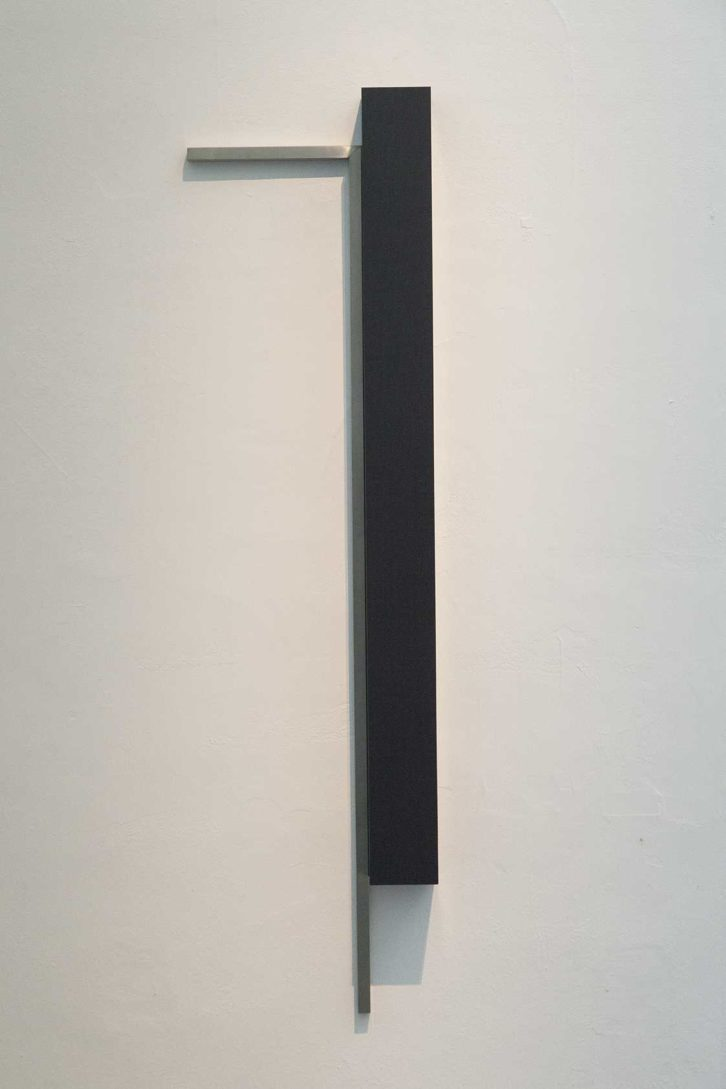 Vista de sala con obra de Amparo Tormo. Foto: Nacho López. Imagen cortesía de la artista y Galería Thema.