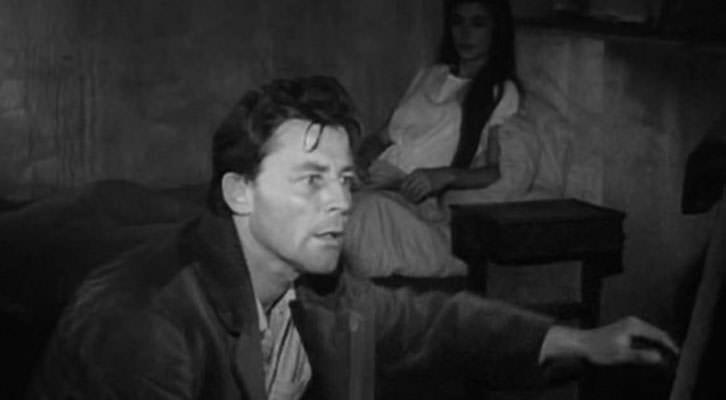 Fotograma de 'Los amantes de Montparnasse', de Jacques Becker, en el Cine d'Estiu del Centro del Carmen.