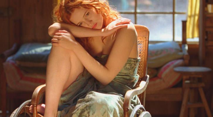 Christa Théret en un fotograma de 'Renoir', de Gilles Bourdos, en el Cine d'Estiu del Centro del Carmen.