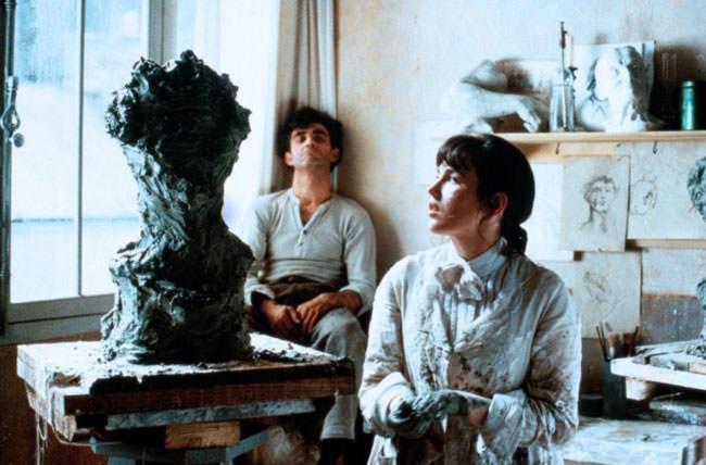 Fotograma de 'La pasión de Camille Claudel', de Bruno Nuytten, en el Cine d'Estiu del Centro del Carmen.