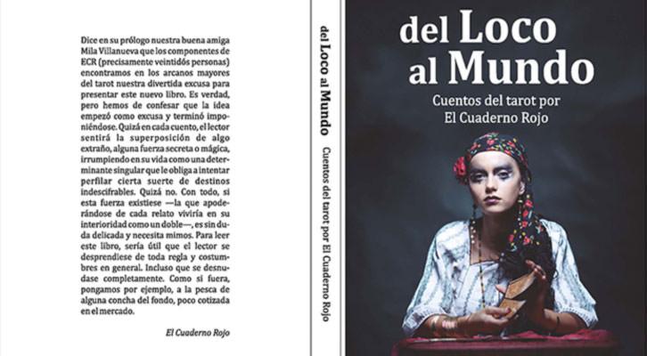 Portada de 'Del Loco al Mundo', de El Cuaderno Rojo. Editorial Acen.