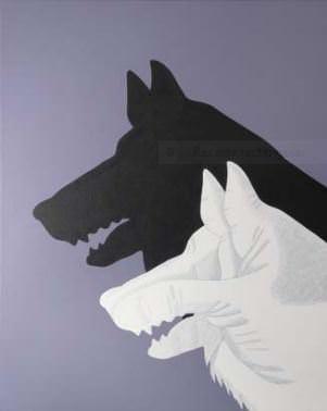 La creación de los monstruos, Joan Verdú. 2011
