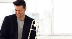 El trombonista Carlos Martín presenta su disco debut como solista 'The Journey Project' en Jimmy Glass. Imagen cortesía de Jimmy Glass.