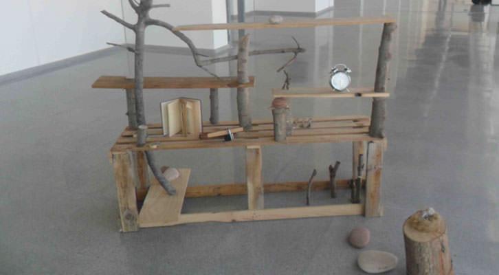 Escultura de Alba Mozas, primera Mención Especial del Jurado de DKV Fresh Art.