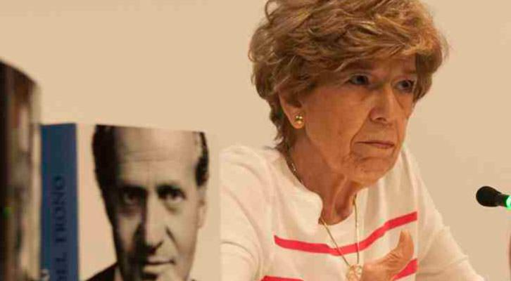 Pilar Urbano, en el MuVIM. Imagen cortesía de la Diputación de Valencia.