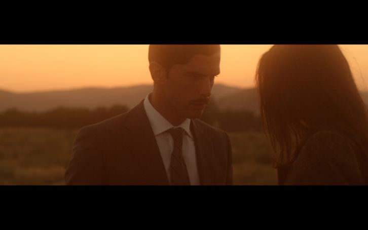 Fotograma de una de las películas 'Fashion Film' de Manuel Portillo. Imagen cortesía del autor.