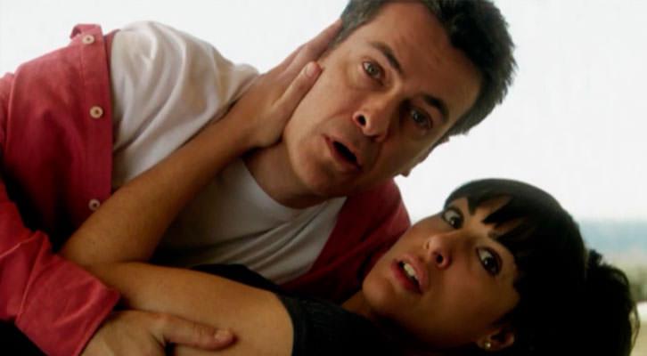 Jaime Pujol y María Almudéver en una escena de 'Desátate', de Jesús Font. Imagen cortesía del actor.