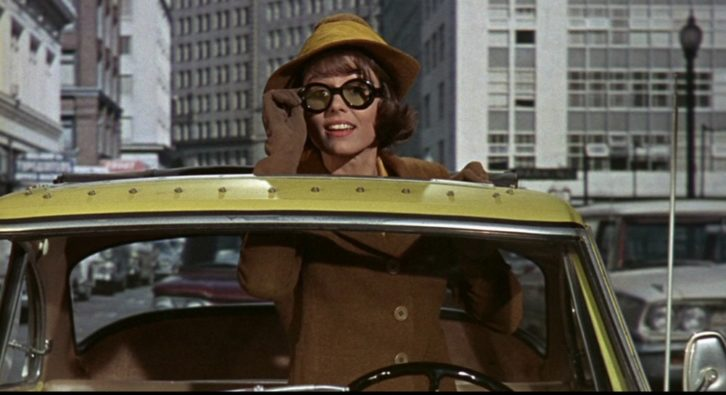 Fotograma de 'Su juego favorito', de Howard Hawks, película que se proyecta en el ciclo 'La ciudad al aire libre' en la terraza de verano del MuVIM.