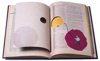 El Manual de las maravillas, de Joseph Cornell. Imagen archivo Vicente Chambó