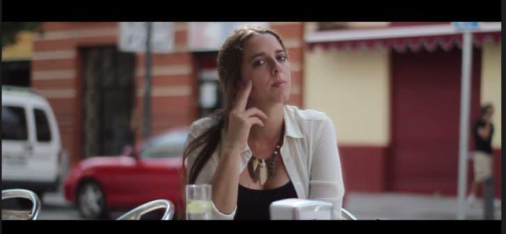 Imagen de uno de los videos realizados por Miguel Serrano de EscaparateVisual para 'Lo prohibido' de Russafa Escènica.