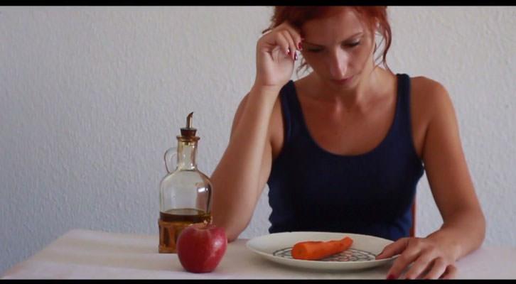 Imagen de uno de los vídeos promocionales de Russafa Escénica sobre 'Lo prohibido' realizado por EscaparateVisual.