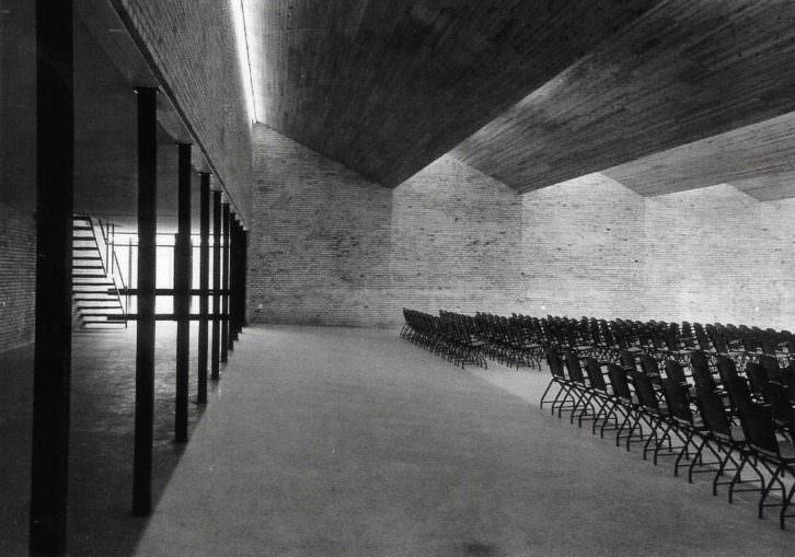Navarte, Seminario Mayor de Santa María, de Luis Cubillo (Segorbe, Castellón, 1966)