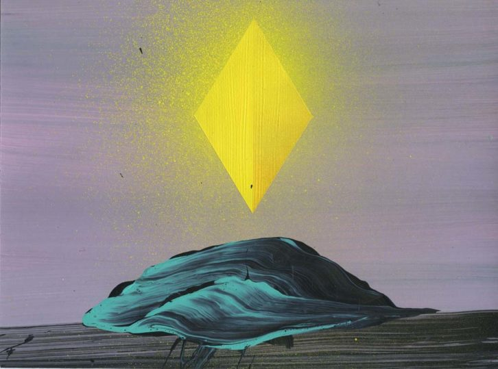 Obra de Nelo Vinuesa. Imagen cortesía de Espai Tactel