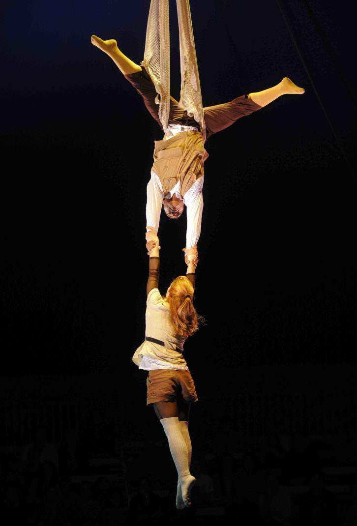 Circo Gran Fele en el MIM de Sueca. Foto: Kai Försterling.