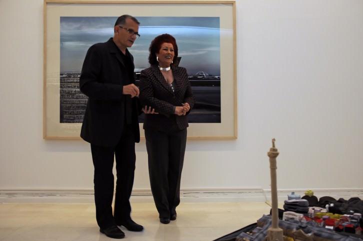 Garcia Cortes y Consuelo Ciscar MAKMA