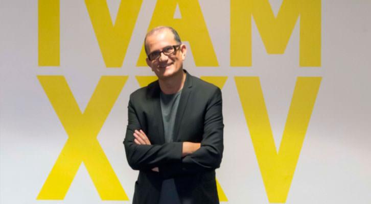 José Miguel García Cortés, director del IVAM. Imagen cortesía del Instituto Valenciano de Arte Moderno.