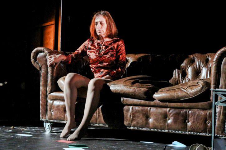 Una escena de 'El crimen de la hermana Bel', de Rafael Calatayud. Imagen cortesía de Teatro Rialto.