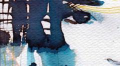 Detalle de la portada del libro 'A la luna de Valencia', de Gemma Jordán.