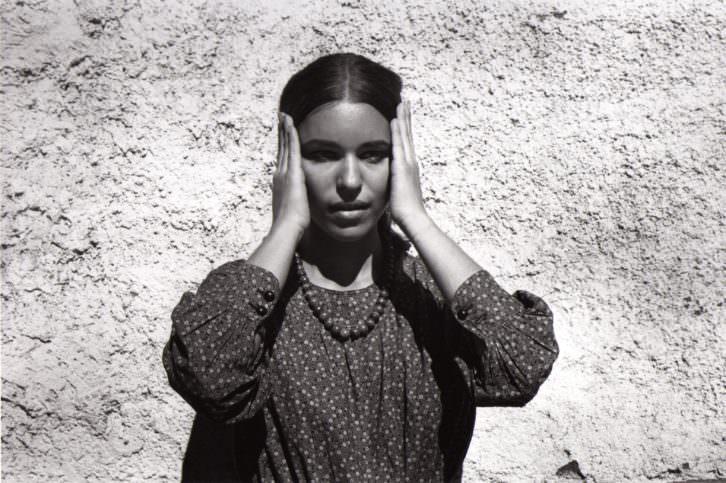 Fotografía de Bernard Plossu del libro '¡Vámonos! Bernard Plossu en México'. Imagen cortesía de Railowsky.