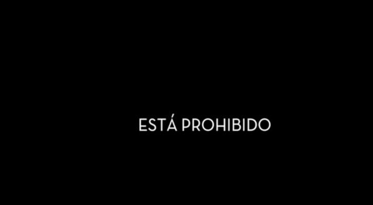 Leyenda de la cuarta edición de Russafa Escènica capturada del video de promoción del festival realizado por Escaparate Visual.