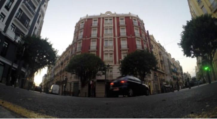 Imagen del video de promoción de Russafa Escènica realizado por Escaparate Visual.