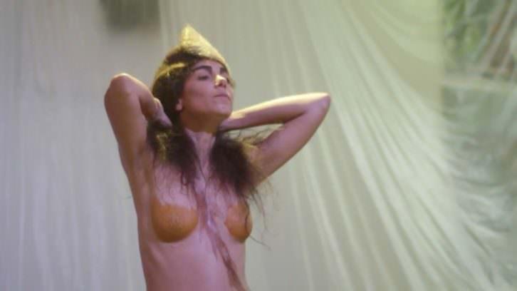 Imagen de uno de los espectáculos de Russafa Escènica extraída del video realizado por Miguel Serrano como resumen de la cuarta edición del festival de otoño de artes escénicas.
