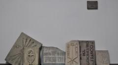Nuno Nunes-Ferreira. Fósiles, 2014. Cortesía Galería Paz y Comedias.