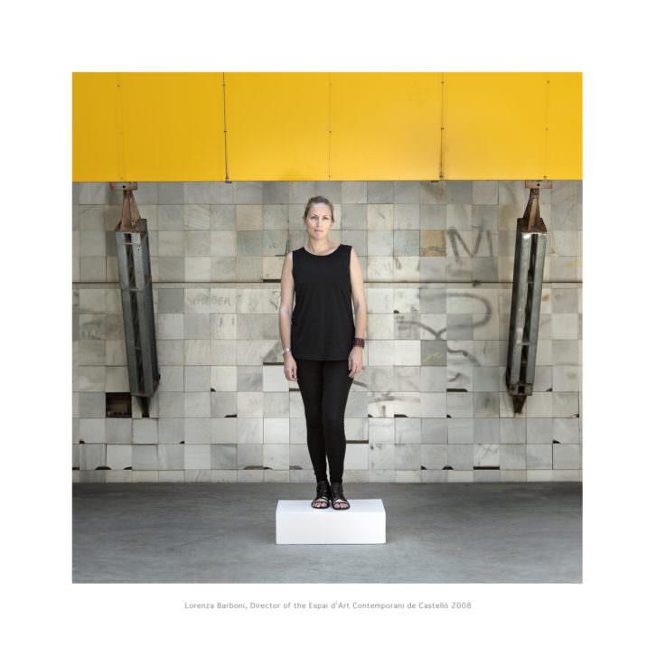 Lorenza Barboni. Directora del Espacio de Arte Contemporáneo de Castellón 2008