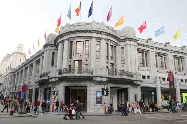 Palais de Bozar, sede inaugural del Festival HISPANOSCOPE 2014