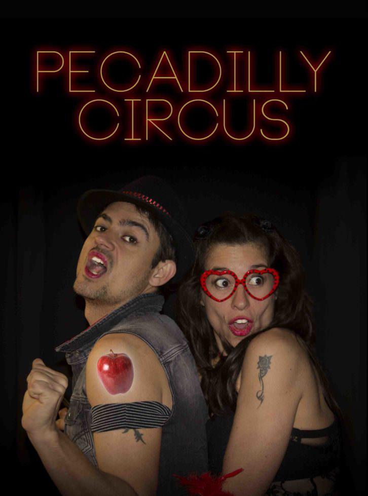 Pecadilly Circus en la VI Muestra de Teatro Extravagante. Imagen cortesía de Radio City.