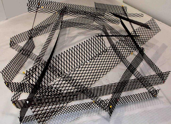 An Orderly Chaos, pieza de Lorenzo Belenguer, en la colectiva 'We could not agree'. Imagen cortesía del artista.
