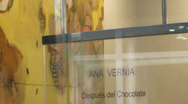 ¿Qué hay detrás del chocolate?