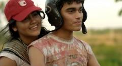 Ana y Mateo en la moto (1)