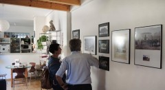 Casa 11. Exposición memoria histórica. Fotografía: Flaco García Poveda