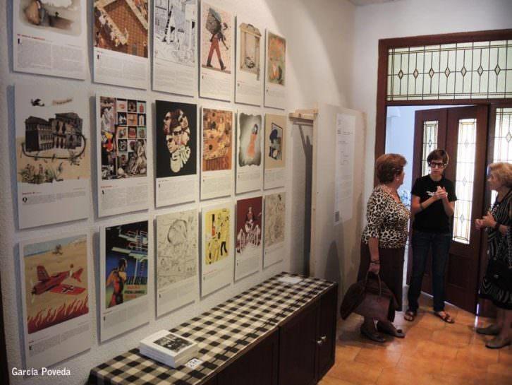 Casa 13. Exposición Bienvenidos al Cabanyal. Fotografía: Flaco García Poveda.