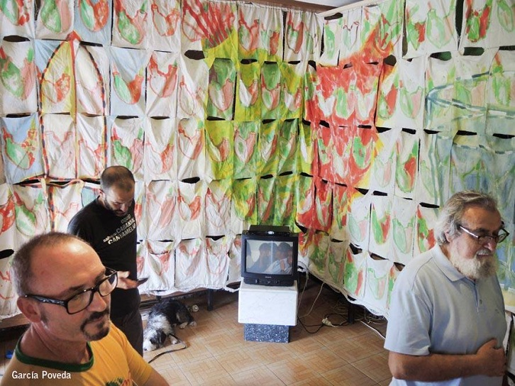 Casa 14. La internacionalización del conflicto. Fotografía: Flaco García Poveda
