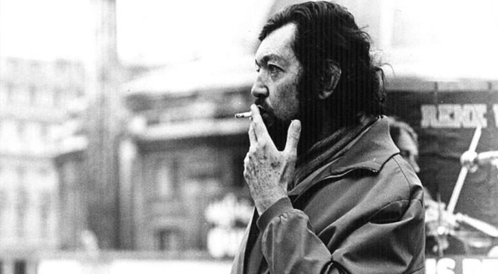 Julio Cortázar, durante su estancia en París.