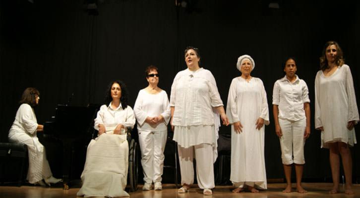 Nosotras podemos, uno de los espectáculos de la pasada edición del Festival Octubre Dones. Imagen cortesía de Dones en Art.