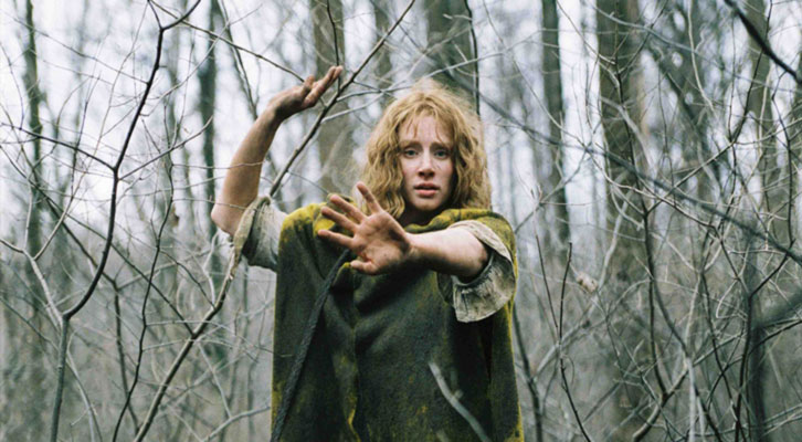Fotograma de El bosque, de M. Night Shyamalan.