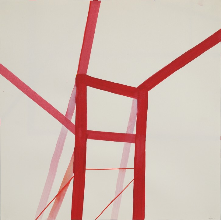 Drawings, 2014  Acuarela sobre papel  40 x 40 cm