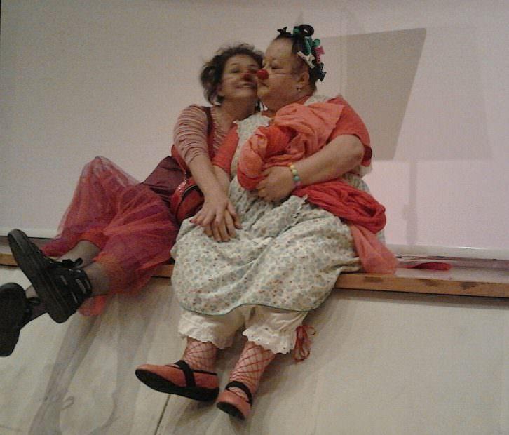 La Mas Salá, en la pasada edición del Festival Octubre Dones. Imagen cortesía de Dones en Art.
