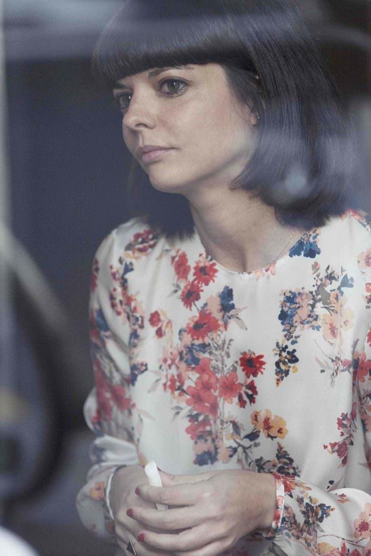Inma García, durante los Desayunos Makma de Lotelito. Fotografía: Lola Alarcó.