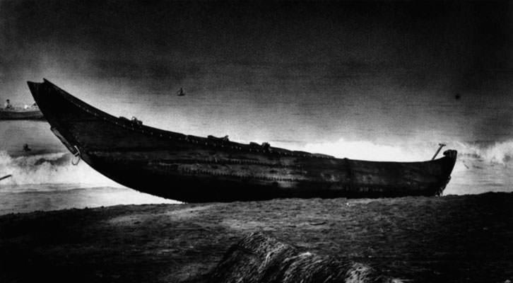 Fotografía de Thierry Valencin en la exposición 'Le gran voyage, que se muestra en Railowsky y el Instituto Francés de Valencia. Imagen cortesía de la organización.
