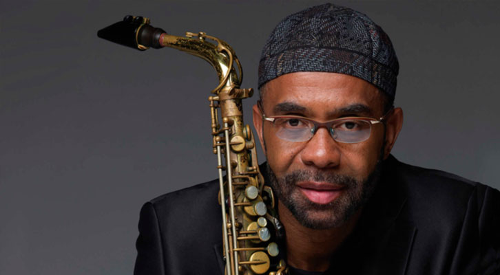 El saxofonista Kenny Garrett. Cortesía de Jimmy Glass.